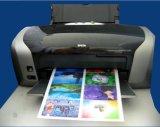 Blanco Tarjeta de inyección de tinta sin laminado Hoja de PVC