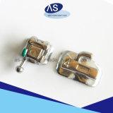 Orthodontische zelf-Afbindt van het Metaal Tand MiniMbt Roth van de Steun met FDA van Ce 345hooks