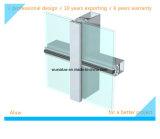建築材料の専門デザインの多彩なガラスカーテン・ウォール