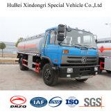 caminhão do depósito de gasolina do euro 4 de 13cbm 4*2 6*4 Dongfeng