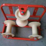 160*165 직선 케이블 폴리 바퀴, 강철 케이블 롤러