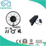 jogo elétrico da bicicleta do motor da roda 750W com a bateria de lítio 14ah