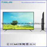 """Encadrement étroit mince 2k 4k Uhd DEL TV de la longue garantie 40 d'ODM d'OEM """""""