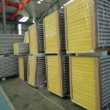 Baumaterial-Glaswolle-Zwischenlage-Panel mit Wärme - Insualtion