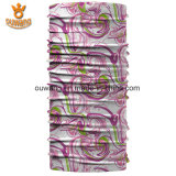 Fashion Magic tube sans soudure personnalisé multifonctionnelle cou Bandana Malaisie