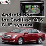 Коробка навигации GPS Android 4.4 для коробки поверхности стыка соединения HD 1080P зеркала WiFi навигации касания подъема системы сигнала Cadillac Xts видео-