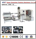 Offsettyp Drucken-Maschine für Wegwerfplastikcup des haustier-pp. (HG-6)