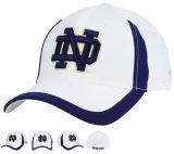 Pre Curva 6 paneles de remiendo del bordado delantero Nacionales Equipo deportivo gorra de béisbol