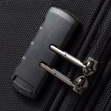 Moda de 16 pulgadas de la rueda universal de súper ligero de equipaje de nylon