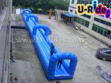 水公園のための長く膨脹可能なスライド
