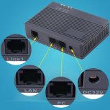 HT-912, входной 1-FXS VoIP (ATA)