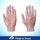 Перчатки винила устранимых перчаток экзамена винила синтетические