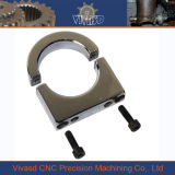 Het Aluminium dat van de hoge Precisie Delen machinaal bewerkt die de Delen van het Aluminium van de Delen van het Malen verwerken