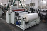 Machine à découper en feuille à rouleaux en plastique, Machine économique à découpage et à laminage de bobines de papier, Machine de coupe transversale