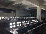 Iluminação do estágio dos antolhos do diodo emissor de luz 400 da ESPIGA para a audiência