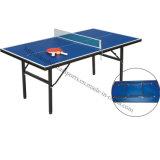 Venta caliente pequeña mesa de ping pong precio barato