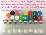 El culturismo polvos Turinabol esteroides orales 4 Chlorodehydromethyltestosterone CAS 2446-23-3