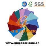 Papel de tejido colorido de la impresión de las imágenes de la calidad excelente para la venta