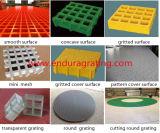 FRP/GRP Grating/FRP Molede 격자판 또는 섬유유리 격자판