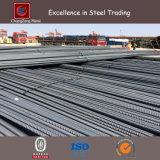 Rebar de acero reforzado deformado para la construcción (CZ-R18)