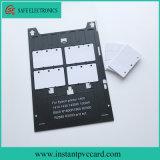 Bandeja de cartão plástica do PVC para a impressora Inkjet de Epson R2880
