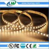 Lista de LED 24VDC LED SMD2835 Flexible impermeable LED tiras de luz