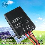 Solaire MPPT 10A Contrôleur de charge de batterie au lithium avec driver de LED intégré