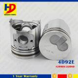 Kolben 4D92e mit Pin-Dieselmotor-Anteilen an Aktien mit Soem-Größe