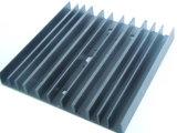 Personalizar el disipador de calor para extrusión de aluminio mecanizado con CNC