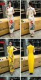 Impresora de sublimación Textil de 1,8 m Xuli con 5113