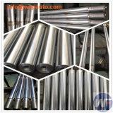 Barre chromée trempée à induction poli pour cylindre horizontal