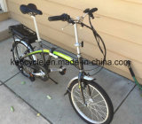 Bike 20inch складной e с E-Bike /Folding мотора шестерни Burhsless (SY-E2010)
