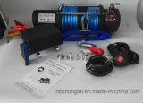 إستعادة رافعة كهربائيّة مع حبل اصطناعيّة ([12000لب])