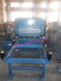 Verticale Rubber Scherpe Machine, RubberSnijder xql-125-6 van de Baal