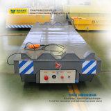Industrielles Gebrauch-elektrisches Schienen-Übergangsflache Karre