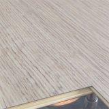Azulejos de suelo de madera del vinilo del tecleo WPC
