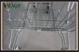 180 litros del supermercado de carretilla Mjy-Std180 de las compras iguales que caddie