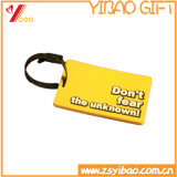 Venda Por Atacado Custom Stable High Quality PVC Luggage Tag (XY-HR-86)