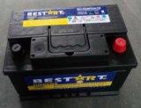 트럭 건전지 중국 자동 자동차 배터리 Bci-48 (56618MF) -12V66ah