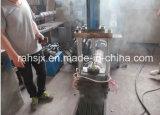 Körnchen der Wasserkühlung-PE/PP, das Maschine herstellend aufbereitet