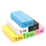 18650 de Bank van de Macht van de batterij met LEIDENE Lichte Bevordering 5600mAh 5200mAh