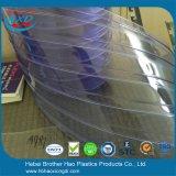 Energiesparender blauer doppelter gewellter Plastik-Belüftung-Vorhang-Tür-Streifen