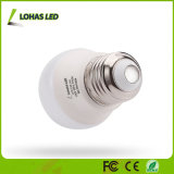 3W 5W 7W ahorro de energía bombilla LED con ce RoHS