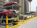 De Lift van het Parkeren van de Auto van de kuil