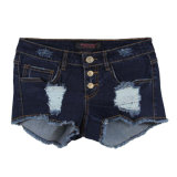 Popular Girl & Belle wahing gros Denim Short (MYX35)