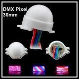 DMX LED Pixel 30mm LED de musique LED de Noël