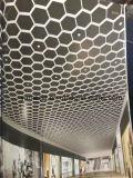 Los paneles de aluminio prepintados del peine de la miel
