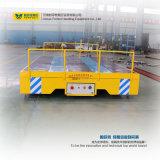 Batterie-Übergangsfahrzeug-Schienen-Laufkatze für Stahlindustrie