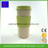 Eco-Friendly 밀 섬유 재사용할 수 있는 커피 잔