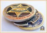 Позолоченные медали (двусторонняя 3D)
